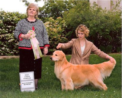 Alyssa & Mojo: MHGRC specialty 2009